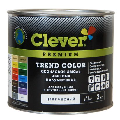 CLEVER TREND COLOR